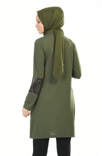 Khaki Tunic 2215-03