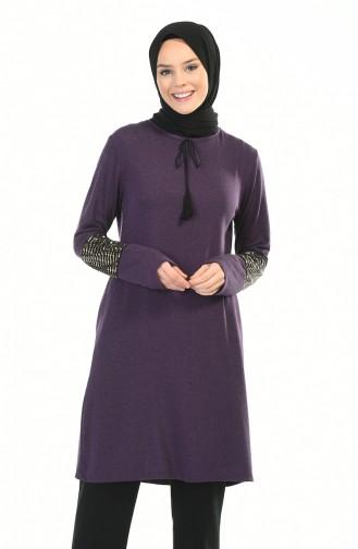 Purple Tunic 2215-05