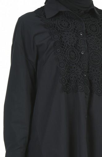 قميص أسود 5006-01