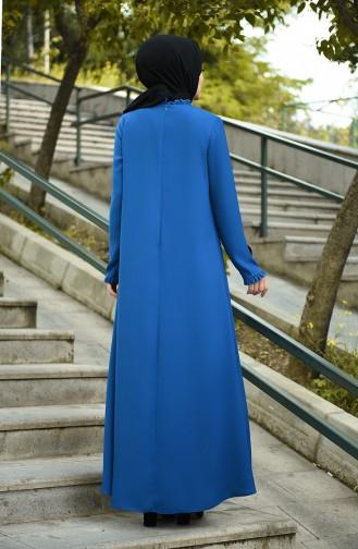 Indigo Hijap Kleider 8038-06