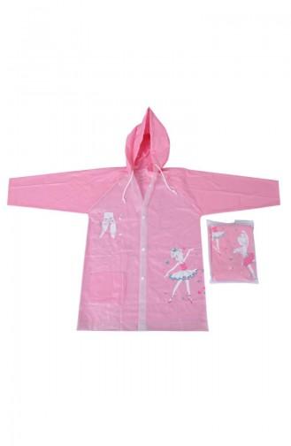 Pink Raincoat 1001-01