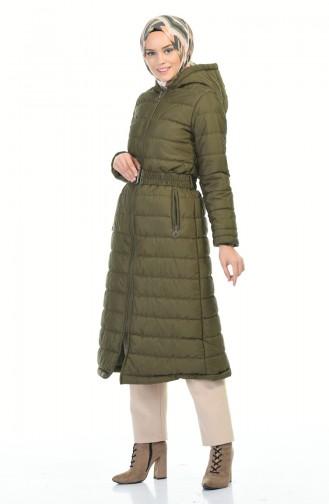 معطف كاكي 5908-03