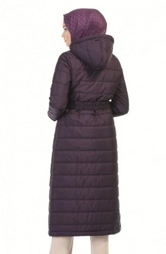 معطف أرجواني 5908-04