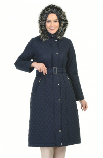 Navy Blue Coat 504319-02