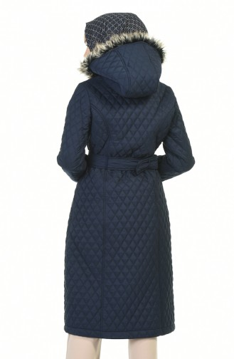 Navy Blue Coat 504319-02