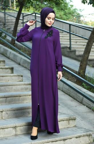 Lila Abayas 8014-04