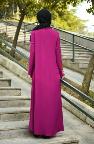 Zwetschge Hijap Kleider 8038-04