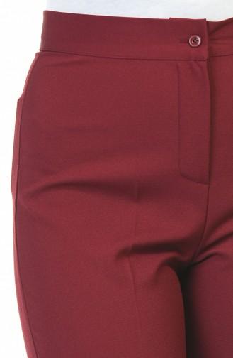 Pantalon Bordeaux 1112-01