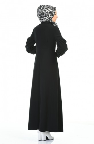 فستان أسود 0334-03