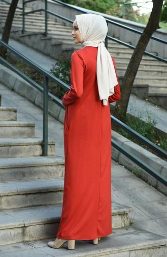 Tile Dress 8058-09