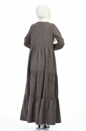 Brown Dress 3106-04