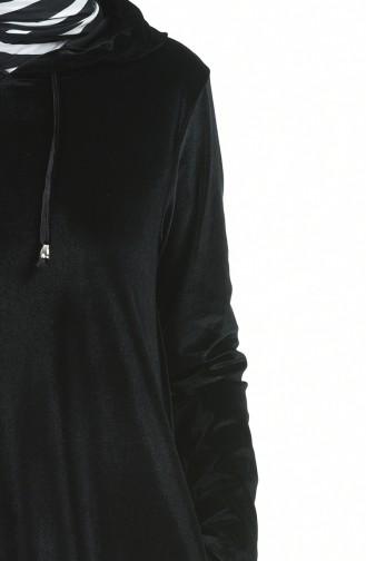 بيجامة الرياضة أسود 9124-01