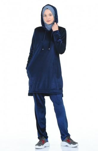 Survêtement Bleu Marine 9124-03