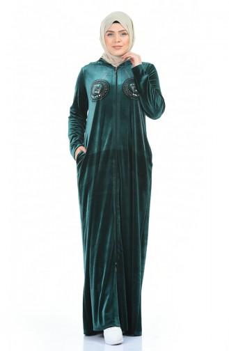 عباءه أخضر زمردي 1917-04