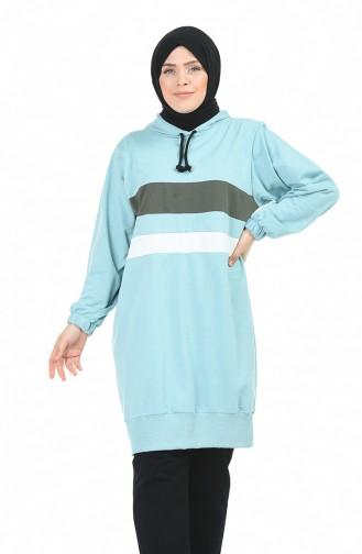 قميص رياضي أخضر 3239-02