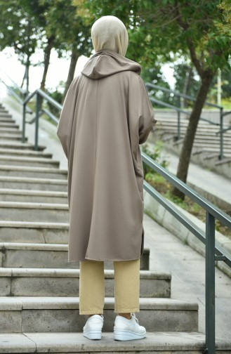 Bat Sleeve Seasonal Cape Mink 8035-06