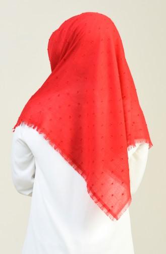 Pıtpıt Eşarp 19044-26 Kırmızı 19044-26
