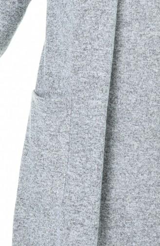 Cardigan Set Gray 7703-01