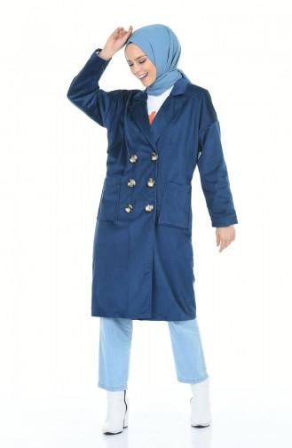 Navy Blue Cape 1025-02