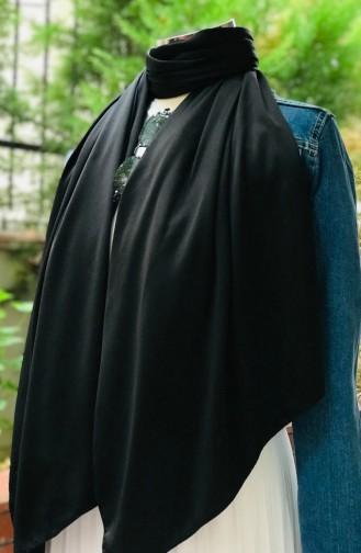 شال أسود 61327-01
