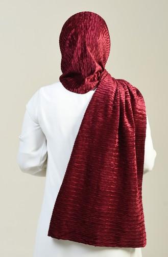 Châle Bordeaux 1056-01