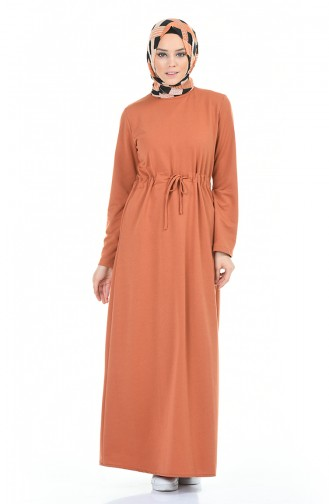 فستان بني باهت 1965-03
