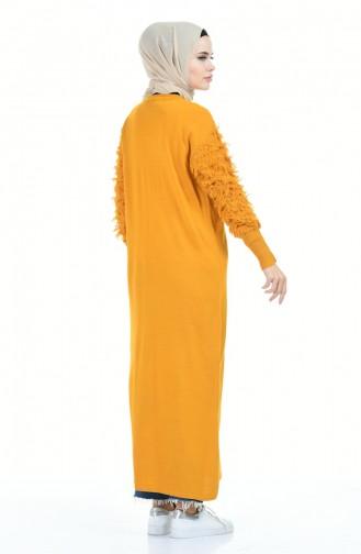 Mustard Tunic 8021-09