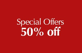 Special Offers 50% Off