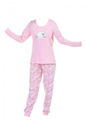Pink Pyjama 802219-02
