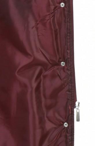 Claret red Coat 504219-02