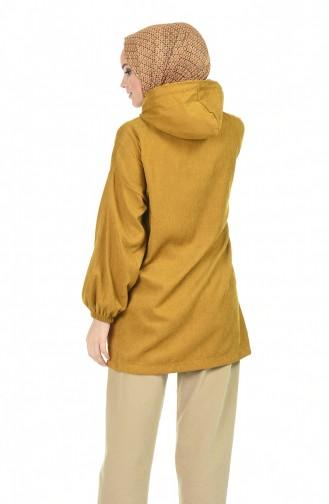 Mustard Tunic 1001-01