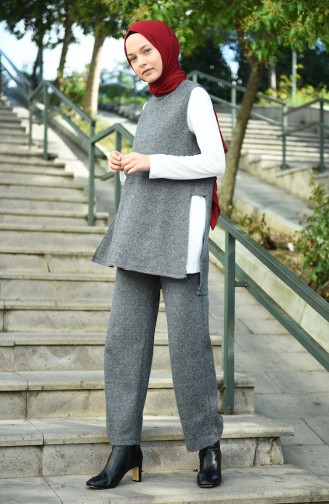 Grau Anzüge 3070-02