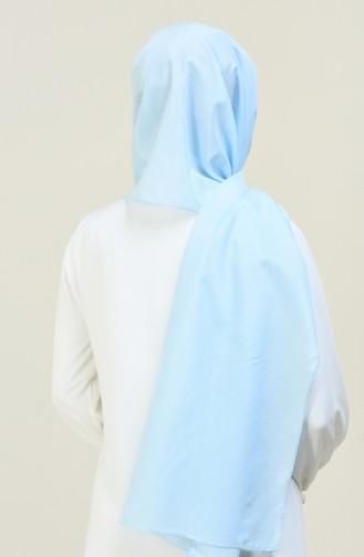 شال أزرق فاتح 1953-04