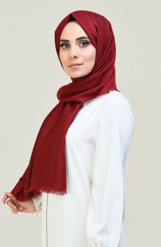 Claret red Shawl 3005TP-01