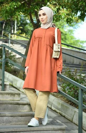 Cinnamon Color Tunics 8076-05
