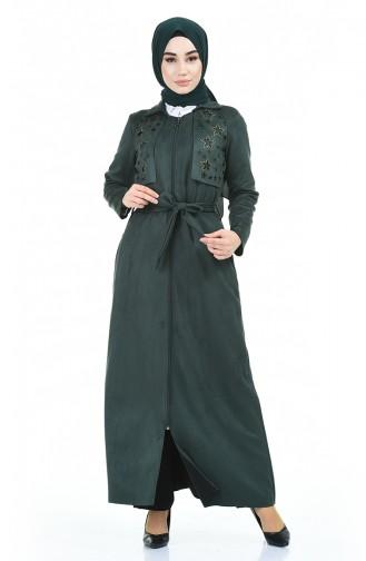 Emerald Abaya 9248-05