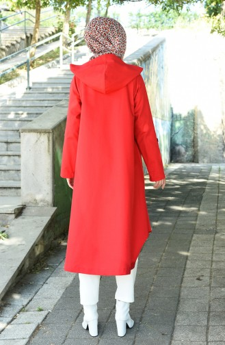 Rot Cape 8048-01