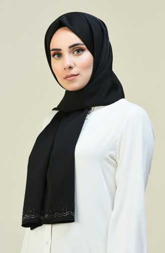 Black Shawl 7001-01