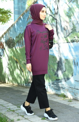 Purple Tunic 8090-03