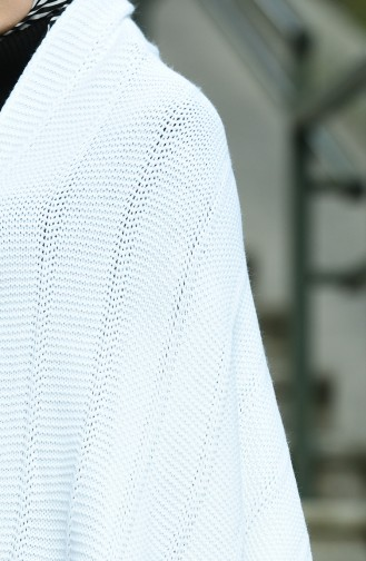 بونشو أبيض 1008-02
