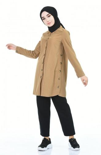 Tunique Camel 5903-07