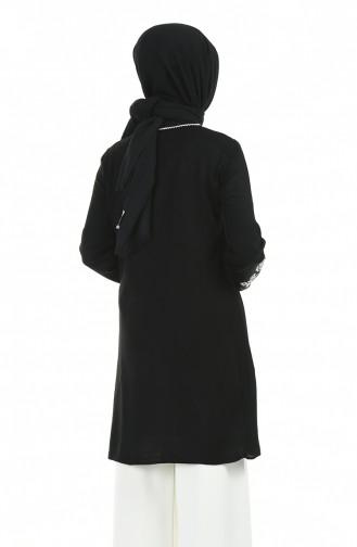 تونيك أسود 14147-01