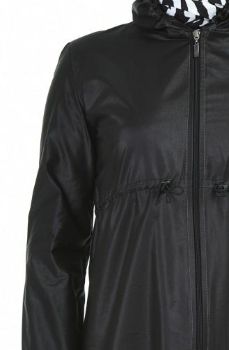 Gray Raincoat 6812-03