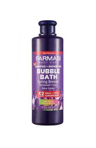 Farmasi Spring Breeze 3ü 1 Arada Şampuan Duş Jeli Banyo Köpüğü 500 Ml 1103172