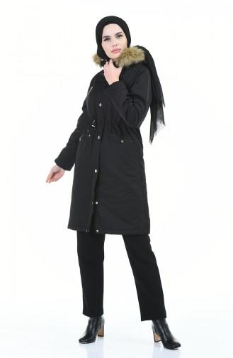 معطف أسود 1360-02