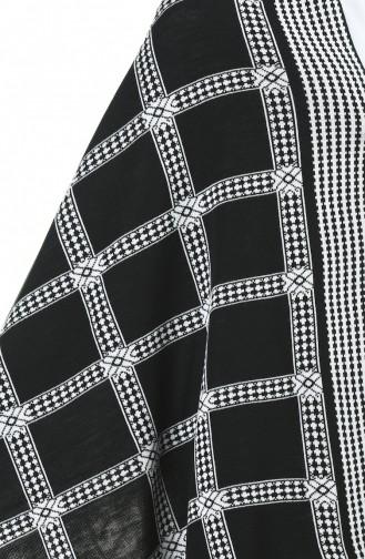 Ponchos Noir 1009C-03