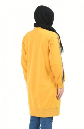 Yellow Sweatshirt 3245-02