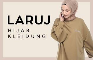 Laruj Hijab Kleidung