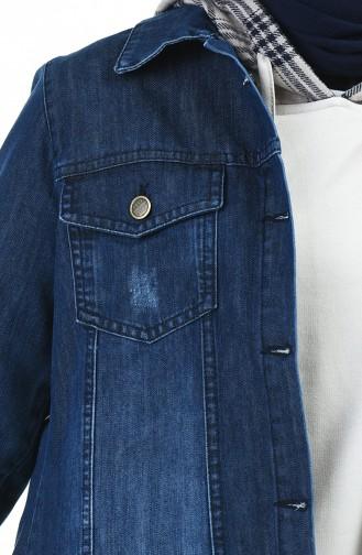 Navy Blue Jacket 6063-01