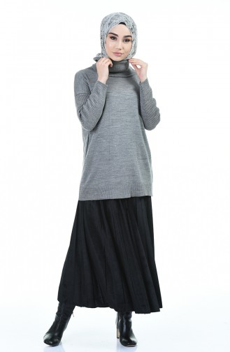 Gray Sweater 0508-01